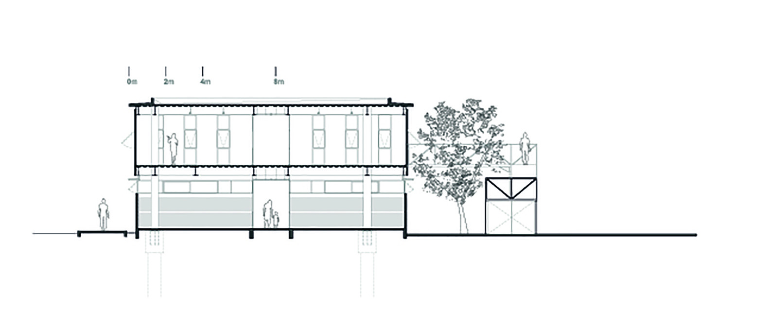 Gallery of Pre-School Building / Miguel Montor - 24