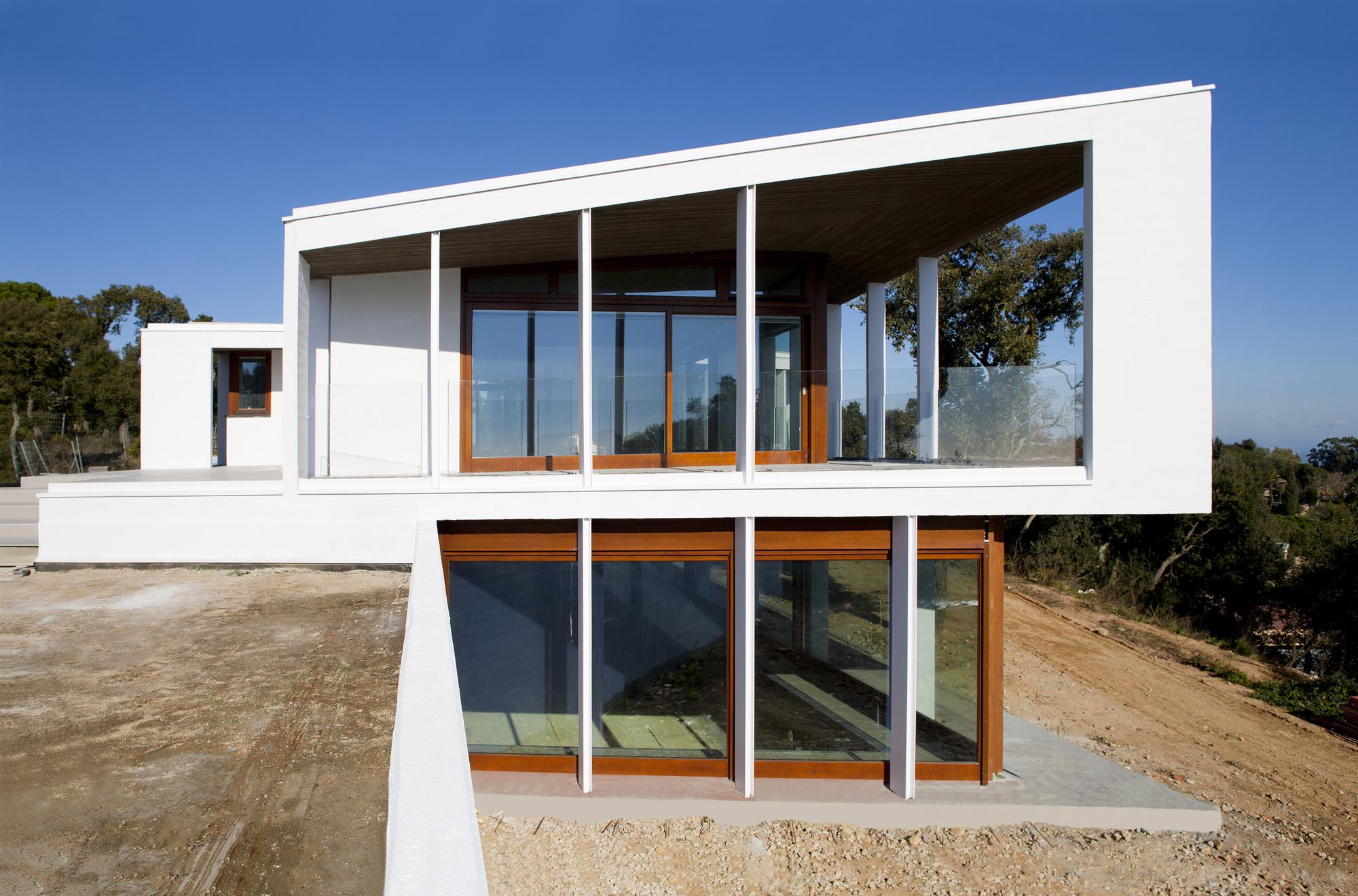 Casa T  / Cubus, Taller d'Arquitectura  , © Nani Pujol