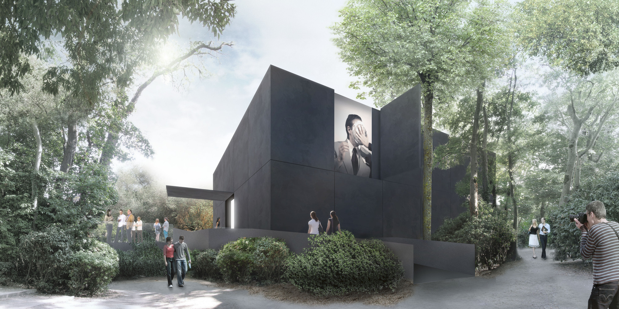 Denton Corker Marshall To Design First 21st Century Pavilion in Venice's Giardini, © Denton Corker Marshall