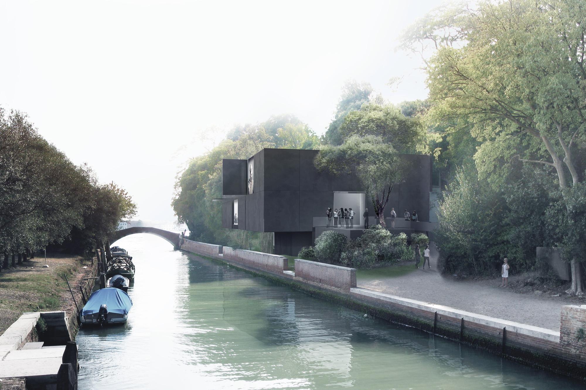 Denton Corker Marshall To Design First 21st Century Pavilion in Venice's Giardini