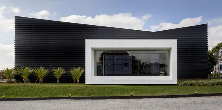 Estande HABITARTE  / Aflalo/Gasperini Arquitetos, © Ana Mello