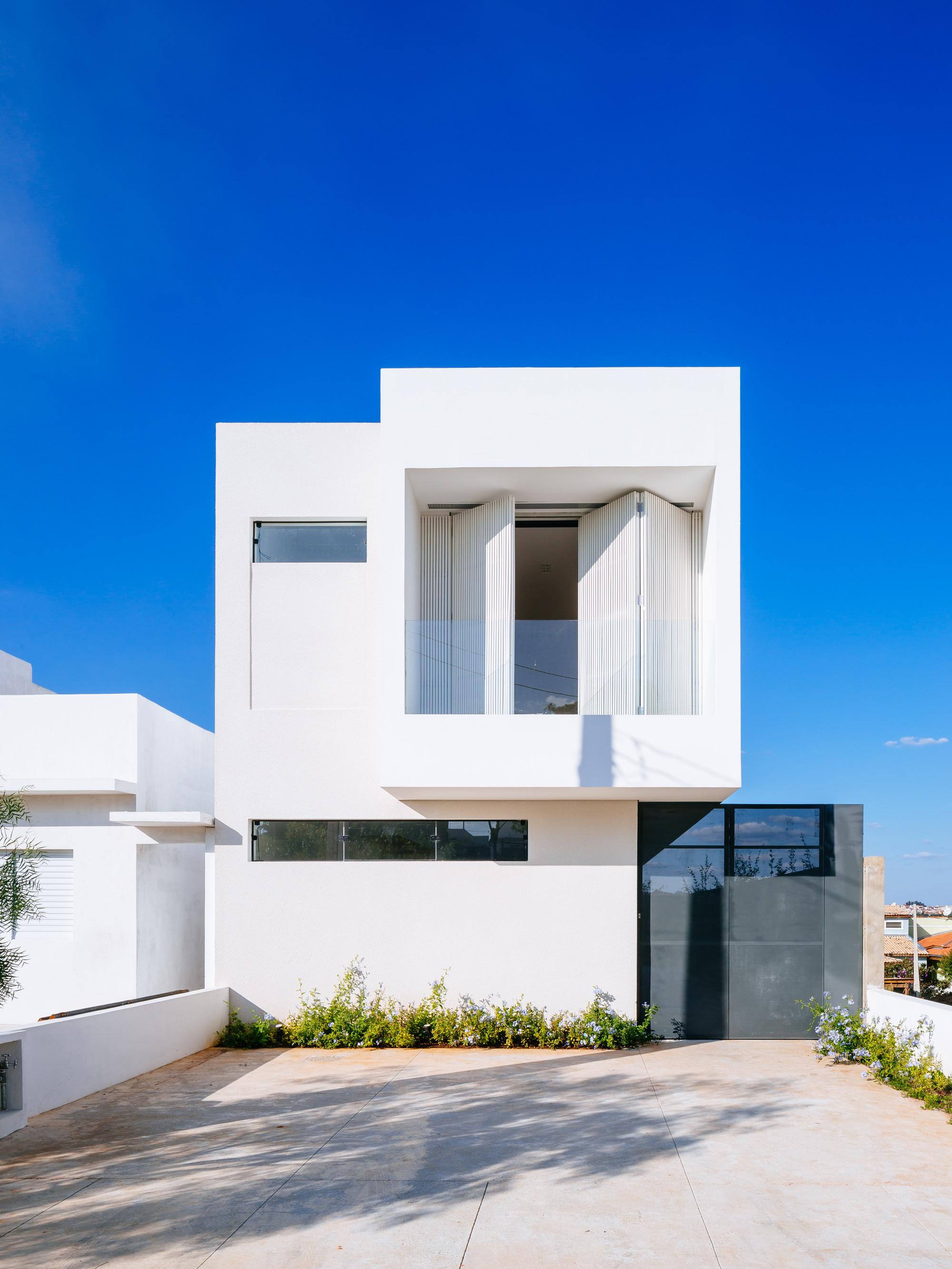 Gallery of sorocaba house estudio bra arquitetura 9 for Casa minimalistas
