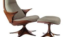 La reinterpretación de la silla Lounge 670 y Ottoman 671