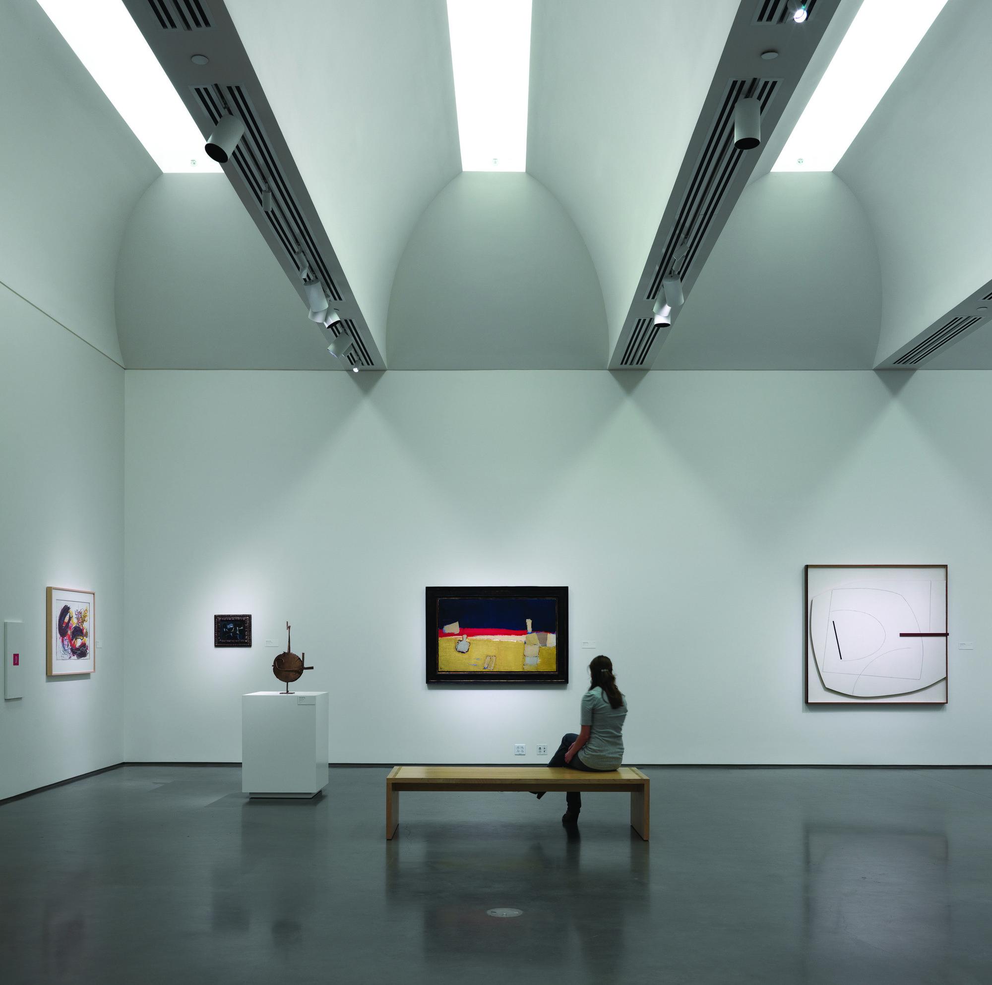Gallery of Bechtler Museum of Modern Art / Mario Botta - 11