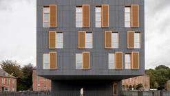 City square Mortsel / ABSCIS Architecten