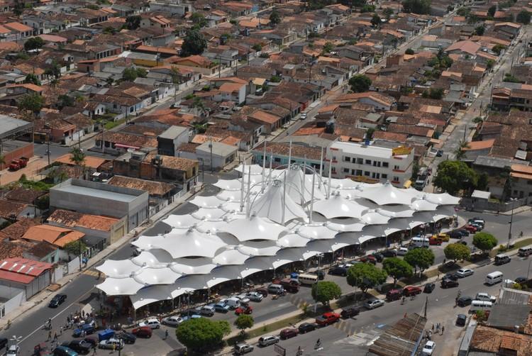 Feira da Cidade / MEIA DOIS NOVE Arquitetura & Consultoria, © Octavio Cardoso