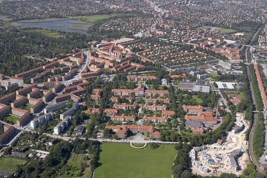 Bispebjerg Hospital . Image Courtesy of http://www.bispebjerghospital.dk