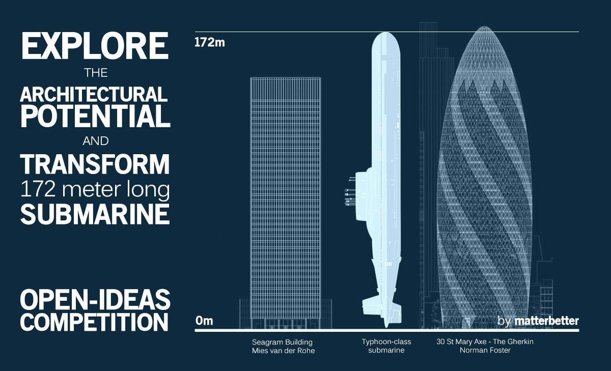 Typhoon Class Submarine Open Ideas Competition