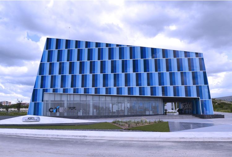 Centro de Vinculación Tecnológica / MEspinosa, © Hector Perez Bejarano