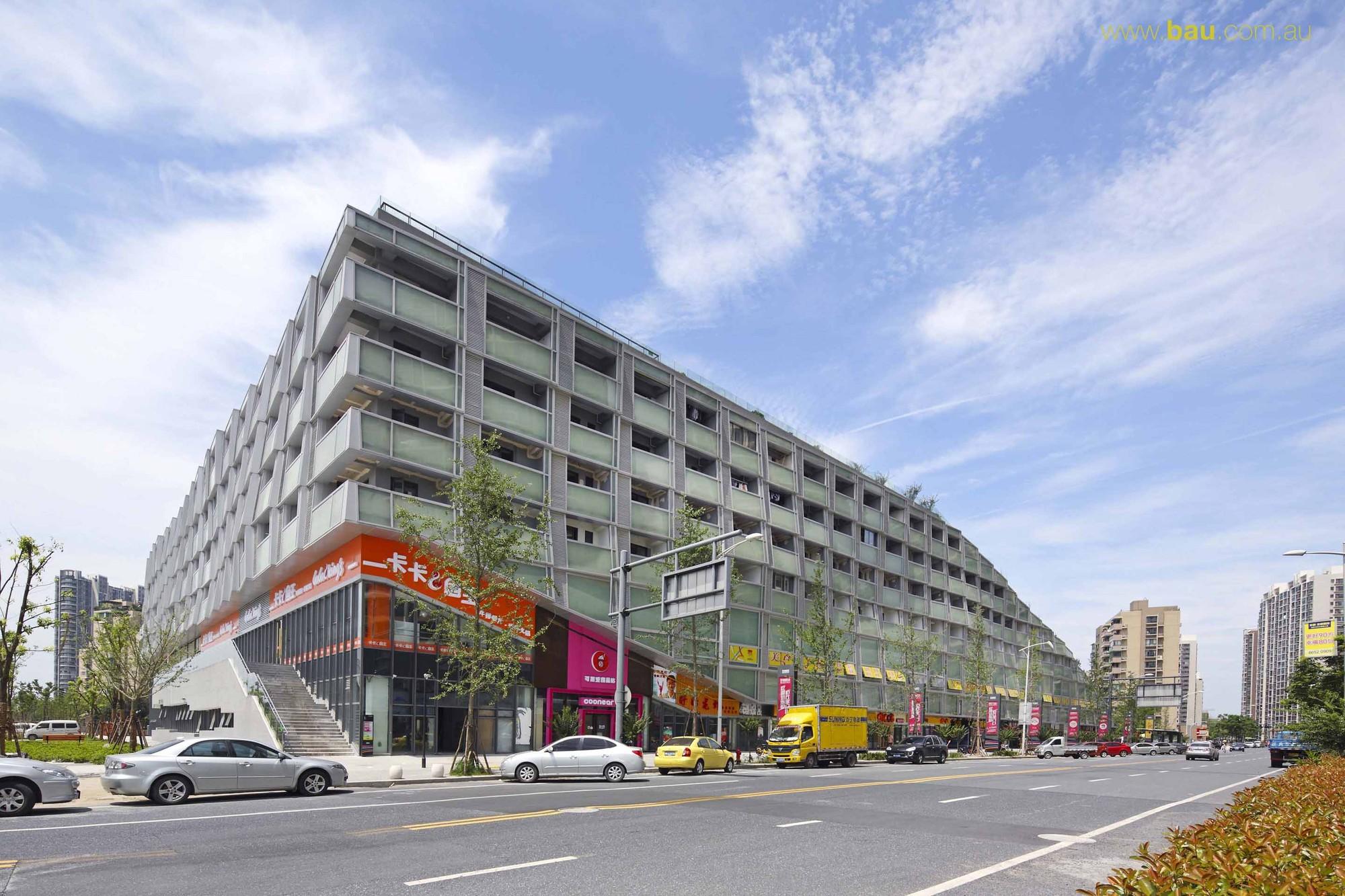 Hangzhou Duolan Commercial Complex Bau Brearley