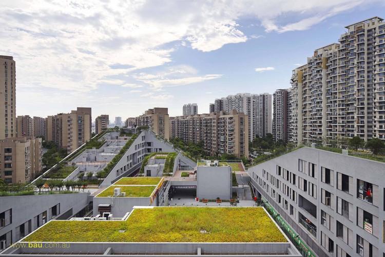 Complexo Comercial Hangzhou Duolan / BAU Brearley Architects + Urbanists, © Shu He
