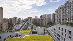 Complejo comercial Hangzhou Duolan/ BAU Brearley Architects + Urbanists