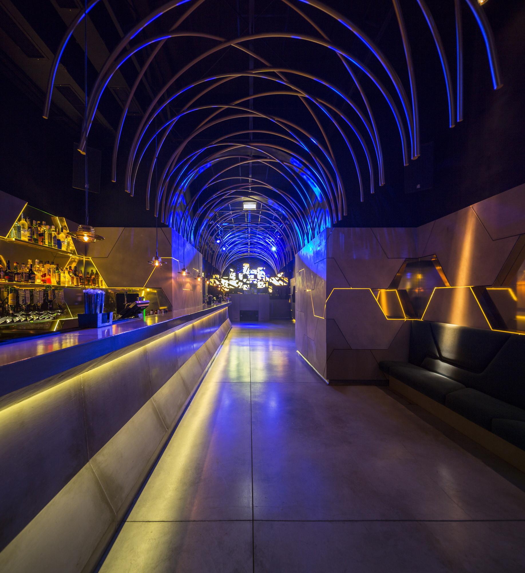 Instalação Bar / José Carlos Cruz Arquitecto, © Fernando Guerra – FG+SG