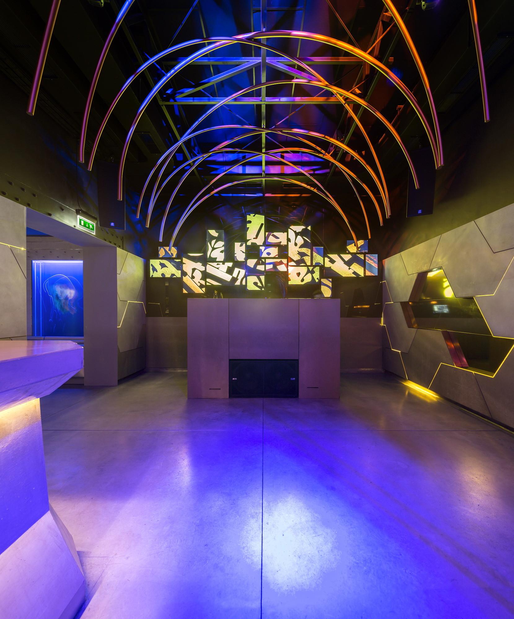 Gallery Of Instala 231 227 O Bar Jos 233 Carlos Cruz Arquitecto 7