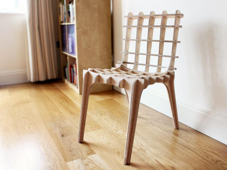 Sketch Chair: un programa para diseñar y construir tus propios ...