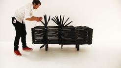 Porcupine cabinet / Sebastián Errázuriz