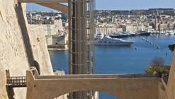 Barrakka Lift Project / AP Valletta