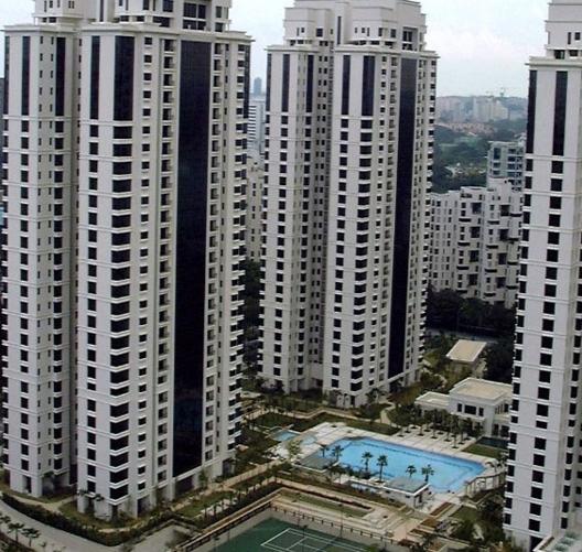 Ardmore Park Block One, Two and Three, Singapore. Image via Imgur