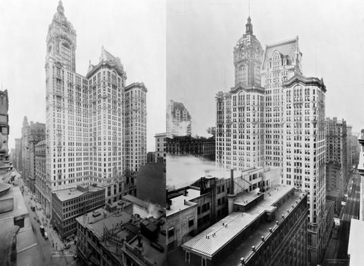 City Investing Building, New York City. Image Courtesy of Wikimedia