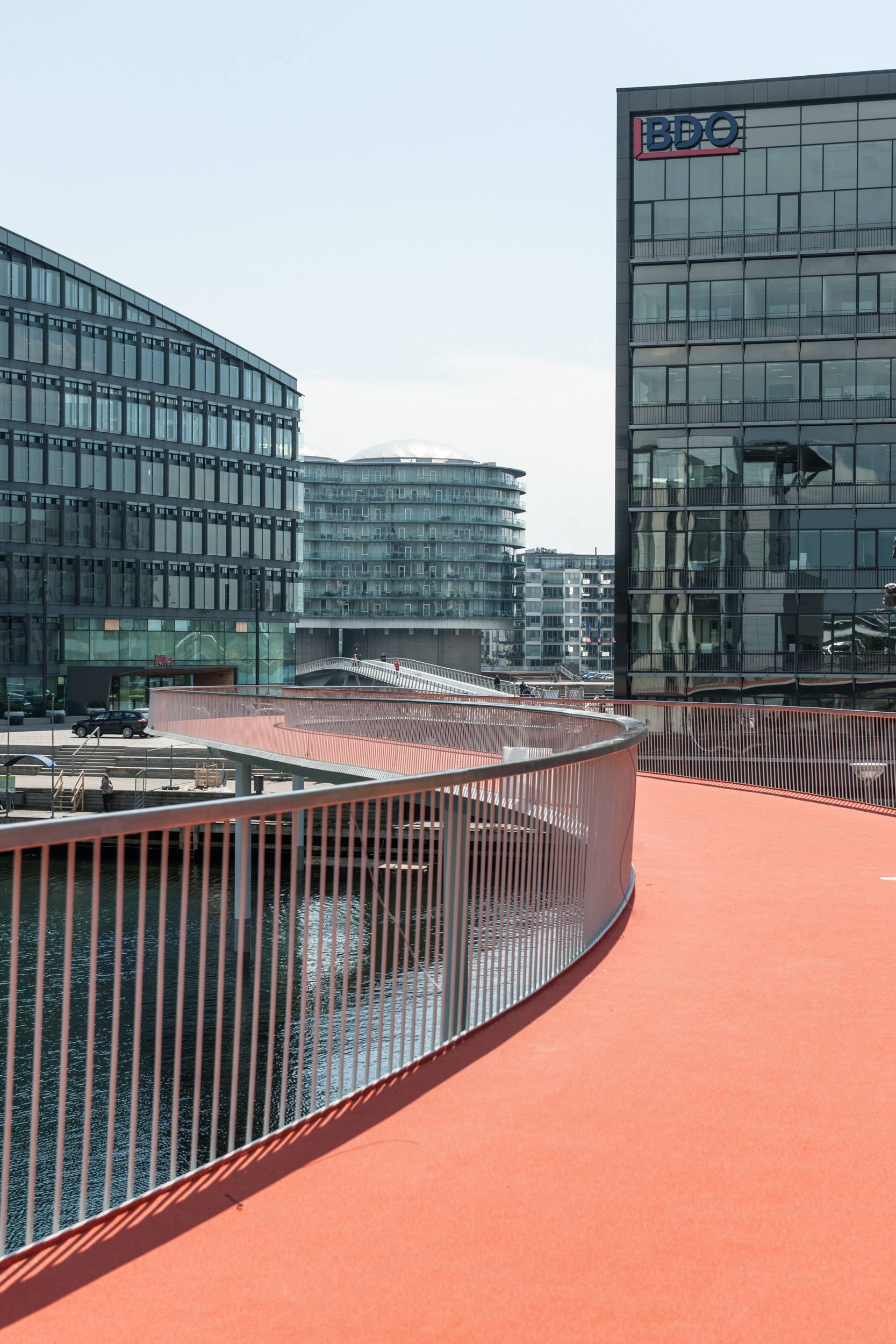 Gallery of Bicycle Snake / DISSING+WEITLING Architecture - 15