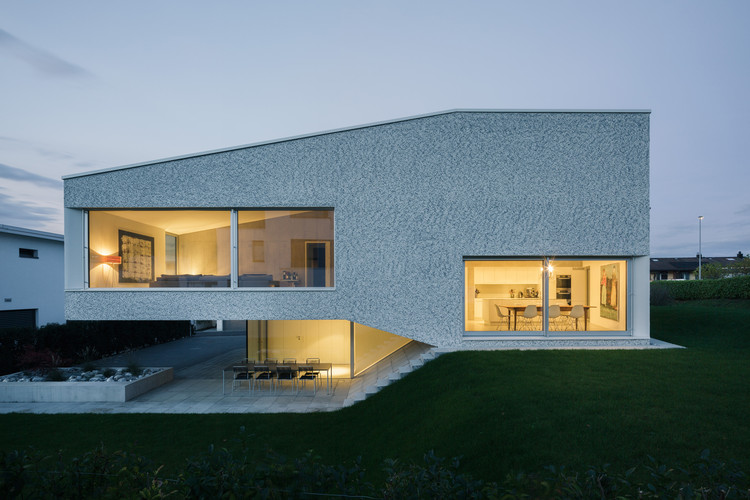 House in the March District / Kit Architects, © Dominique Marc Wehrli