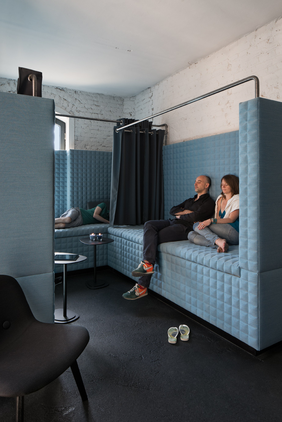 gallery of new soundcloud headquarters kinzo berlin 21. Black Bedroom Furniture Sets. Home Design Ideas