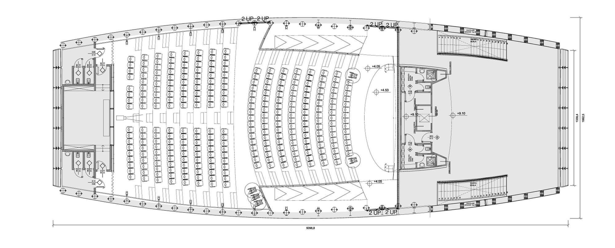 galer a de bagnoli futura silvio d 39 ascia architecture 16. Black Bedroom Furniture Sets. Home Design Ideas