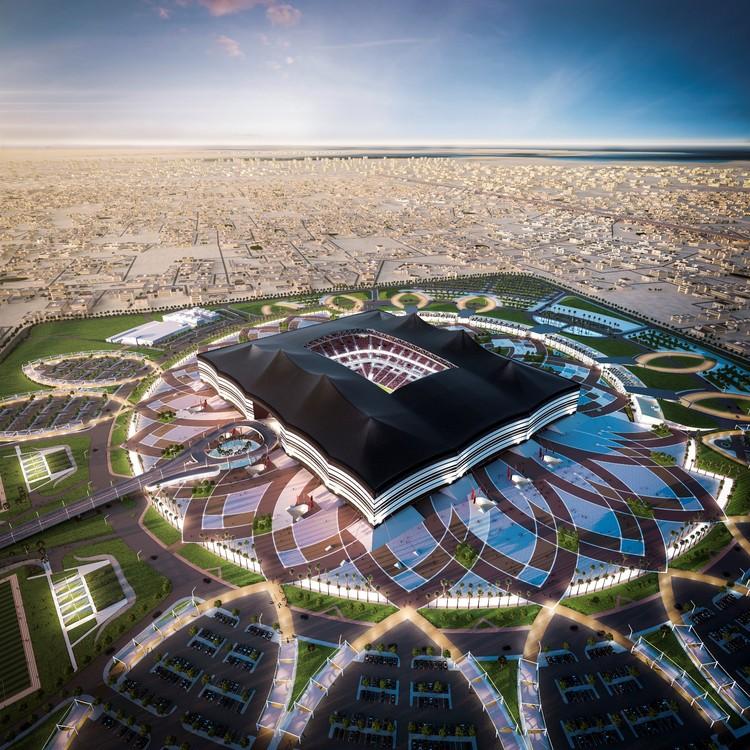 Qatar Unveils Designs for Second World Cup Stadium, © Neoscape, Inc.