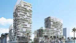 Casablaca Anfa: Herreros Arquitectos' Proposal for a Mixed-Use Building in Morocco