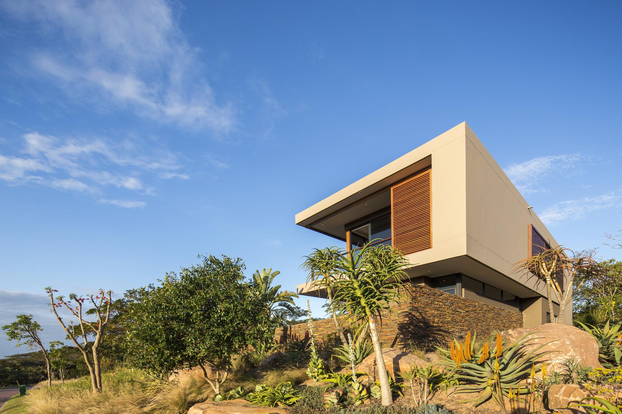 Aloe Ridge House / Metropole Architects, © Grant Pitcher