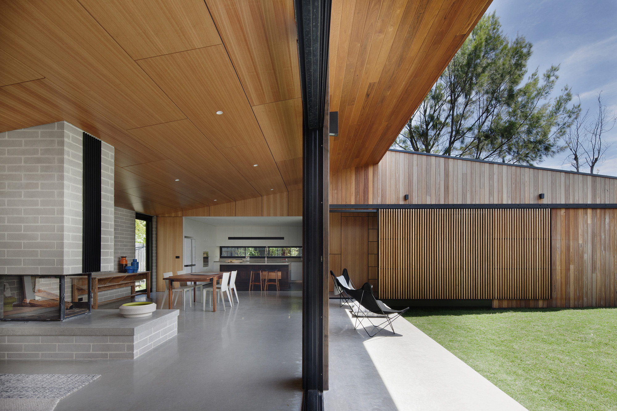 Gallery Of Hover House Bower Architecture 2