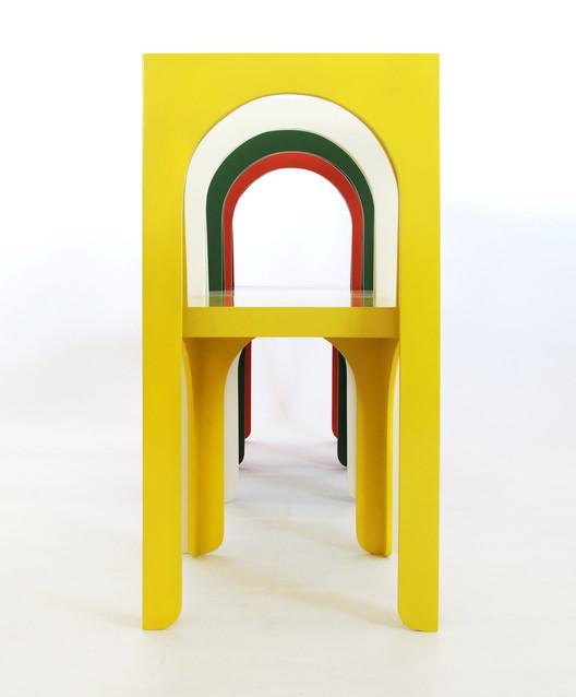 Silla Claudio / ARQUITECTURA-G
