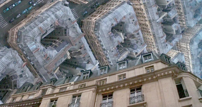 """Cinema e Arquitetura: """"A Origem"""""""