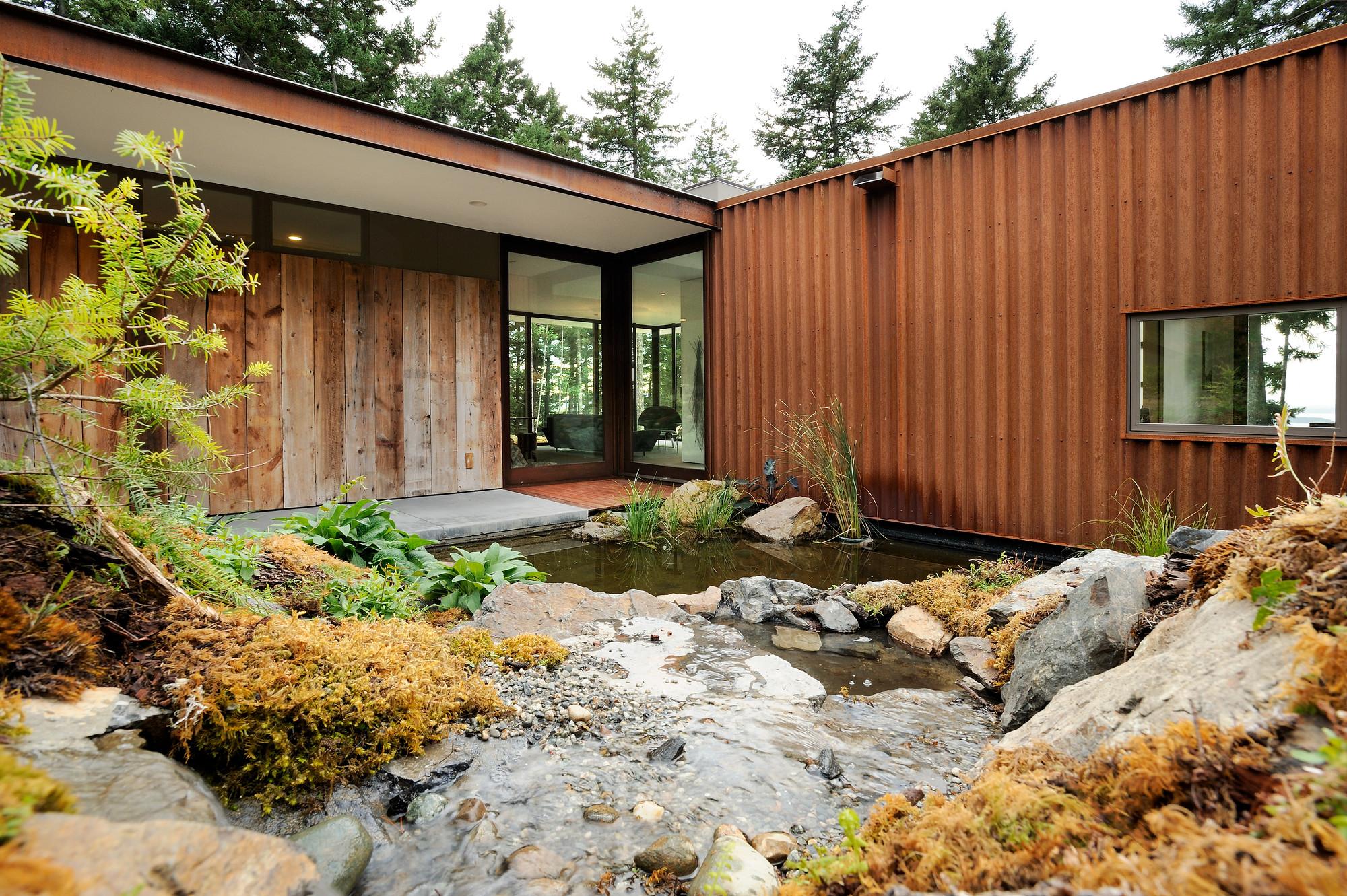 Residencia Eagle Ridge / Gary Gladwish Architecture