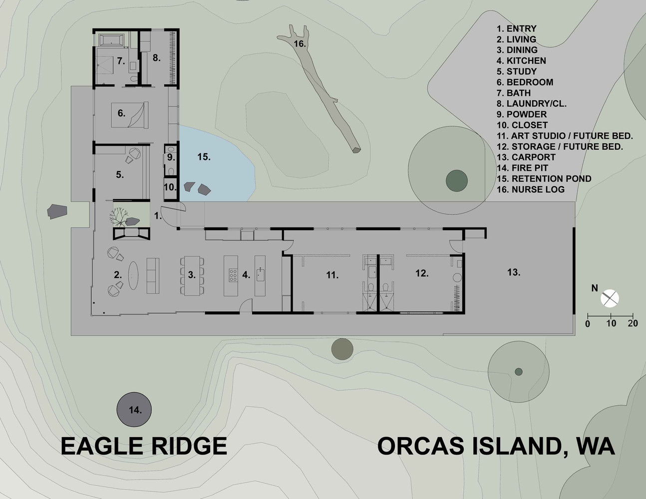 Gallery Of Eagle Ridge Residence Gary Gladwish Architecture 28