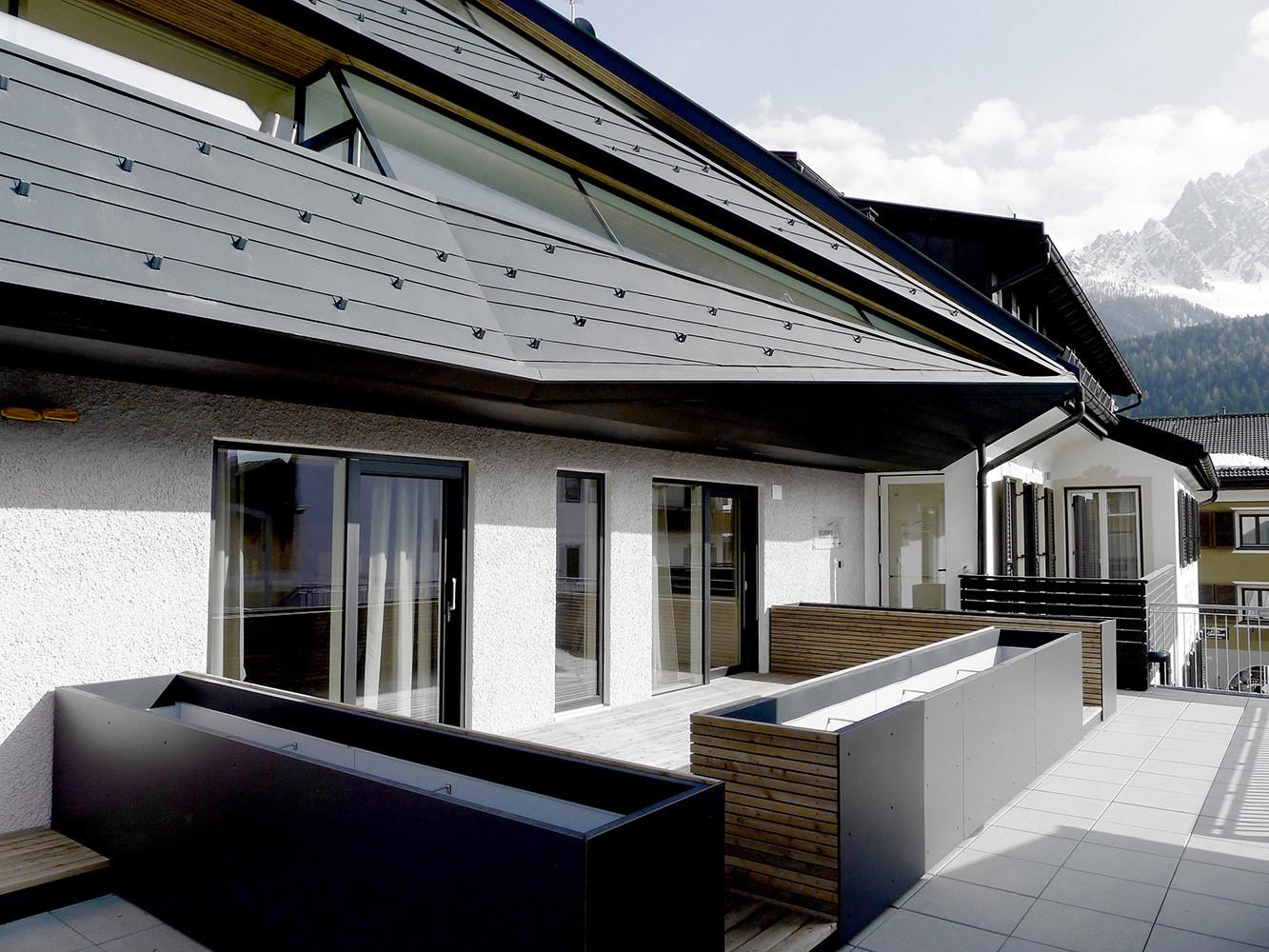 Schäfer Roofscape / Plasma Studio, © Michael Pezzei