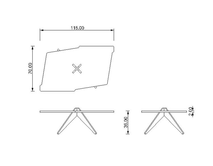 Mesa Armaune / Elemento Diseño