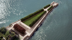 """Four Freedoms Park: Louis Kahn's """"Ancient Temple Precinct"""" in NYC"""