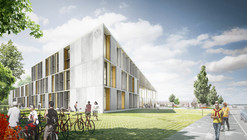 C.F. Møller Selected to Design Vocational School in Denmark
