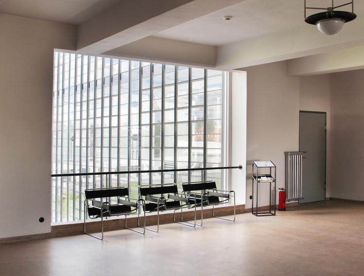Ad Classics Dessau Bauhaus Walter Gropius Archdaily