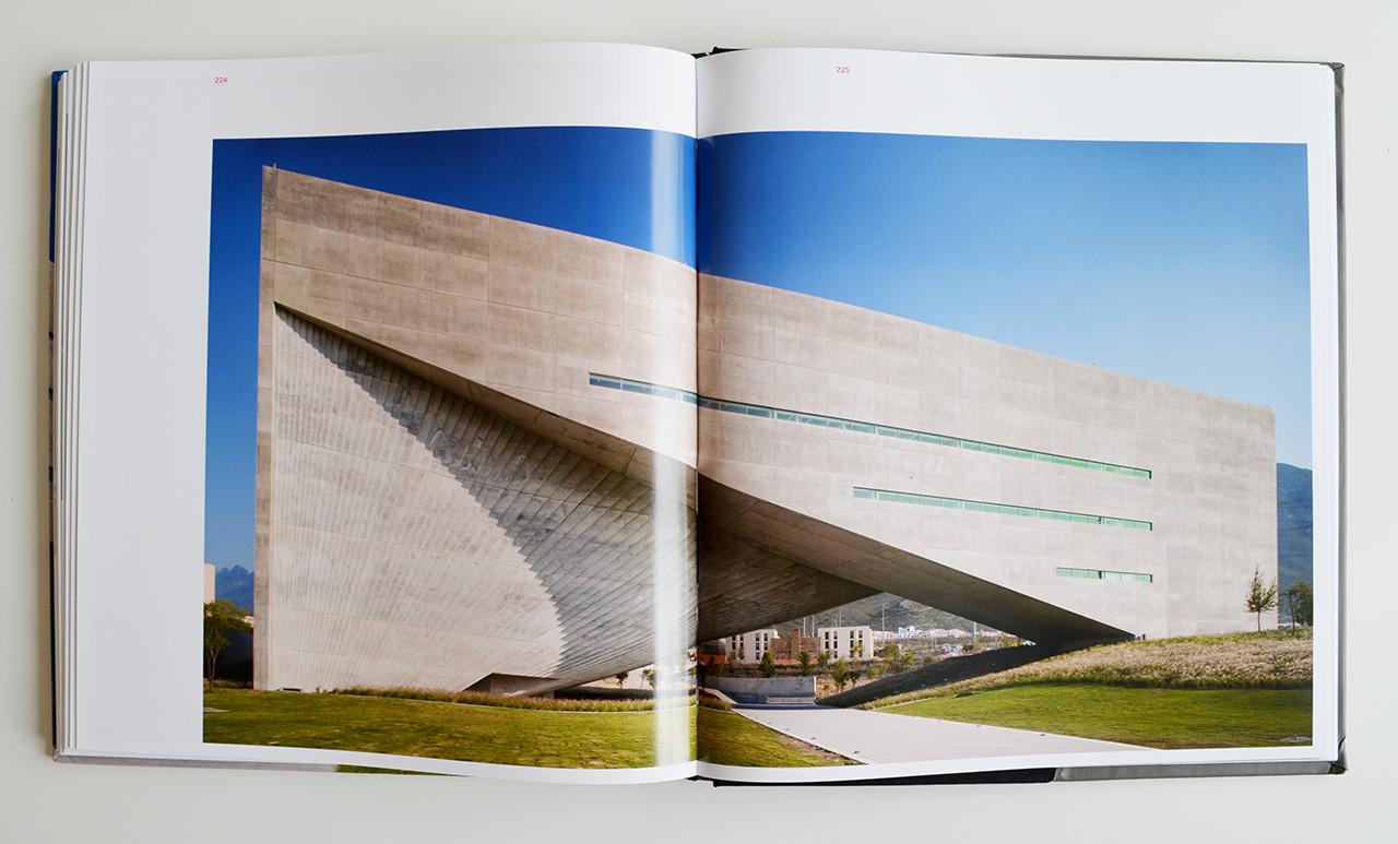 Crgs centro roberto garza sada de arte arquitectura y dise o plataforma arquitectura - Arquitectura y diseno ...