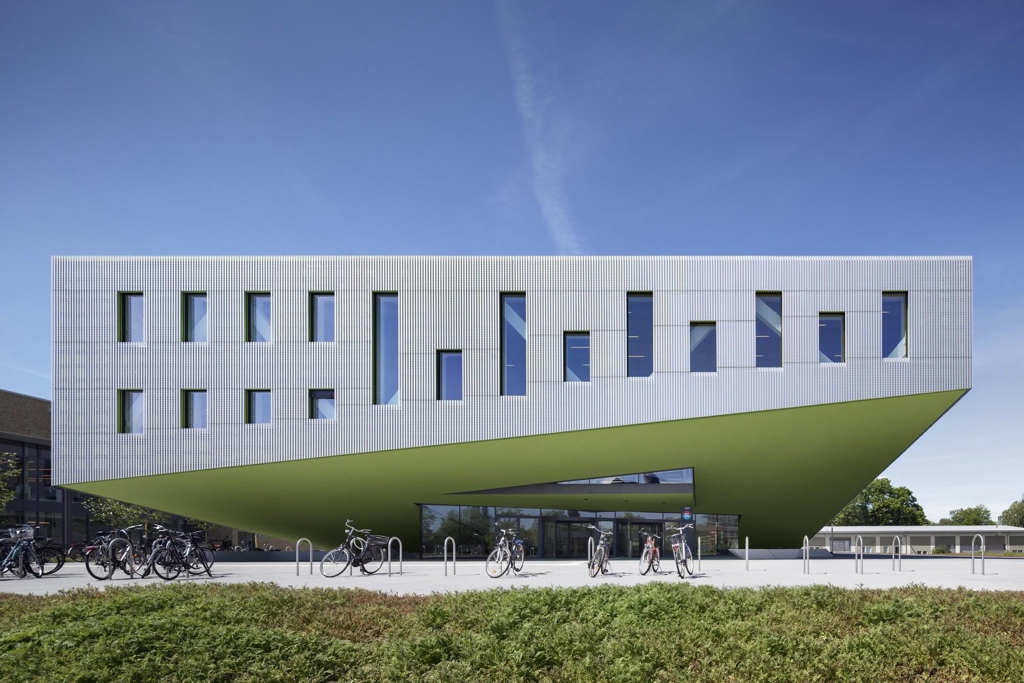 Campus Universitário de Osnabrück / Benthem Crouwel Architects, © Jens Kirchner