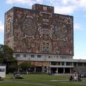Fachada de Biblioteca Nacional CU. Image © Cortesía de dgcs.unam.mx