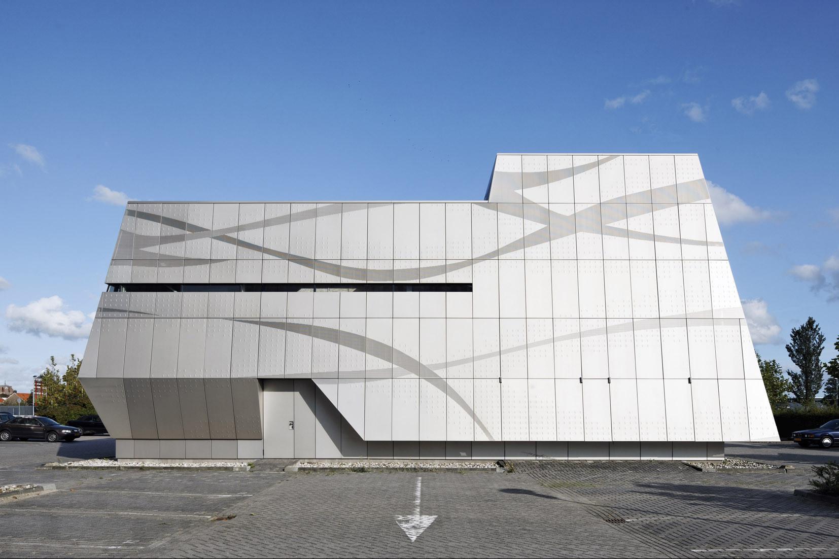 Depósito de Arquivos / Bekkering Adams Architects, © René de Wit