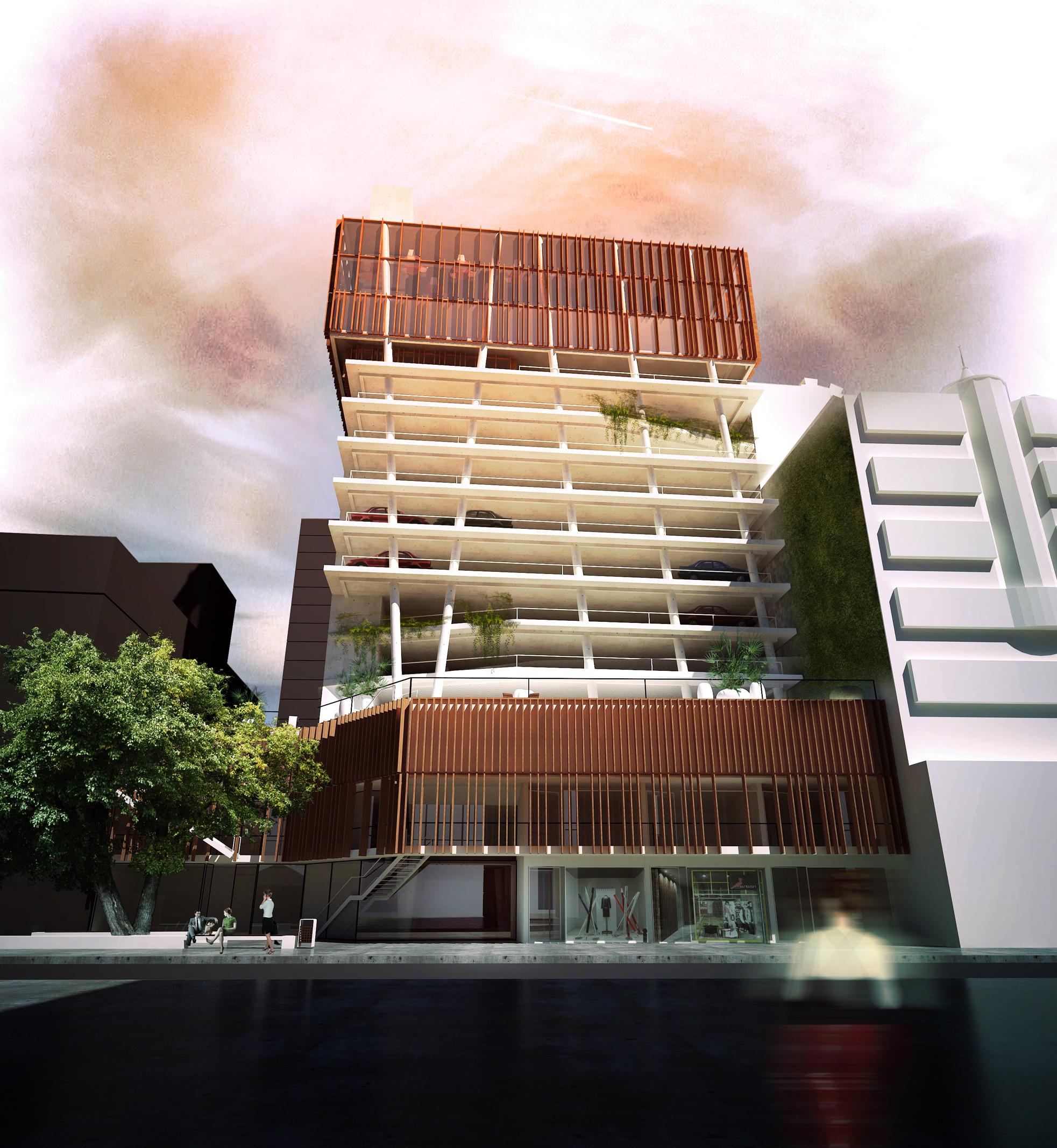 Proposta para a ampliação do SENGE-RS / ENTRE Arquitetos, PIGEON e Coletivo de Arquitetos, Courtesy of Equipe do projeto