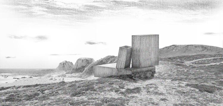 """Casa Ocho Quebradas: """"El espíritu de lo primitivo""""/ ELEMENTAL, © Elemental"""