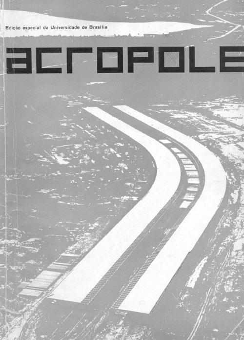 FAUUSP disponibiliza na internet seu acervo da revista Acrópole , Revista Acrópole, 1970. Cortesia de Urbanchange