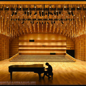 Education + Health Category: Interior Renovation Project of the Concert Hall of Tokyo National University of Fine Arts and Music/ Nikken Sekkei LTD. Image Courtesy of Jordan Lewis/INSIDE Festival