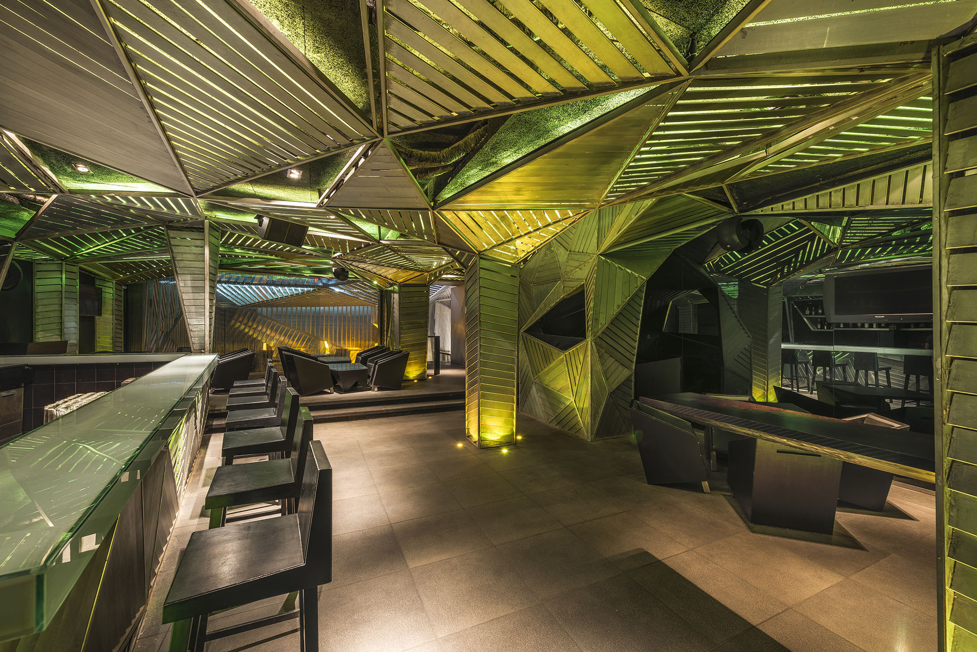 World Interior Of The Year Award Announces Best Interiors 2014Restaurant And Bar Category