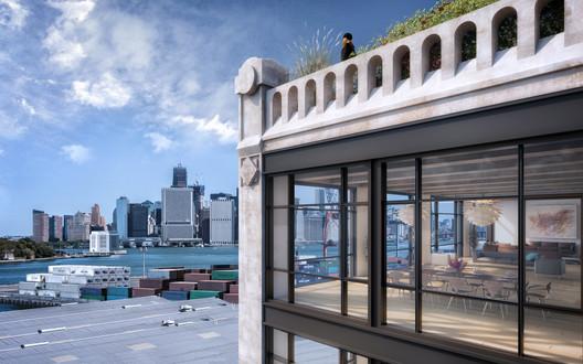 AA Studio Designs Redevelopment of Disused Dock Building